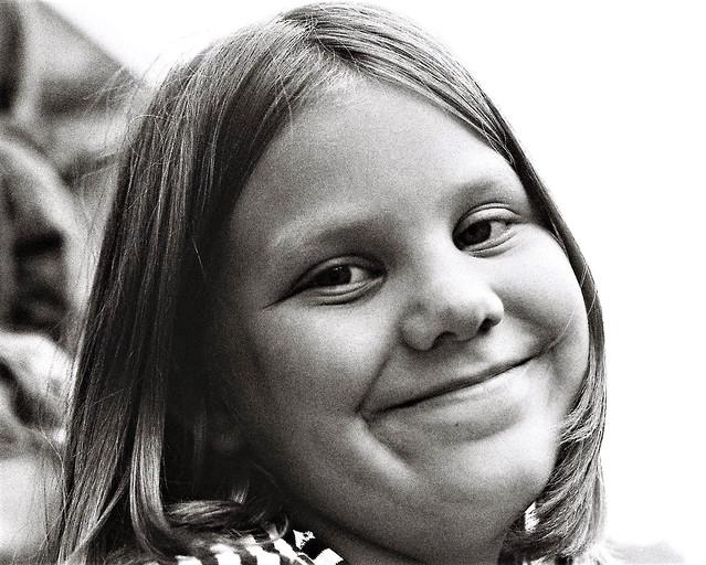 Child, Ellicott City, Maryland, July 1976