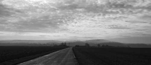 Lonely road...