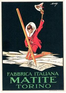 libro - book - livre - buch - matite - storia e pubblicità - di giovanni renzi - silvanaeditoriale (9) - pinocchio - pubblicità - matite