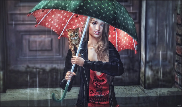 *I like people who smile when it's raining* ❤️