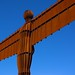 Angel of the north.