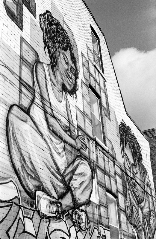 Mural in the Sun