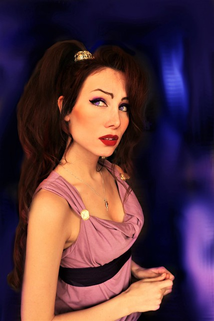 Disney Hercules Megara Cosplay by Sarina Rose