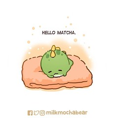 Milk & Mocha meet Matcha