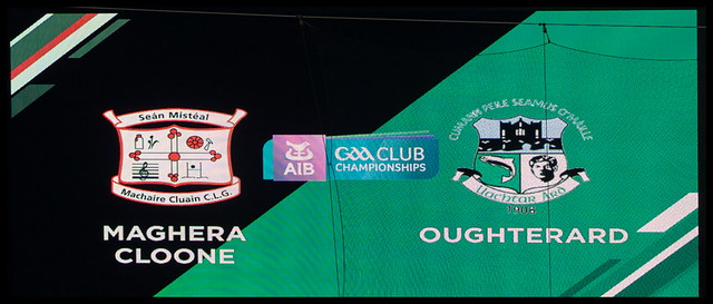 Magheracloone v Oughterard - All - Ireland IFC Club Final 2020