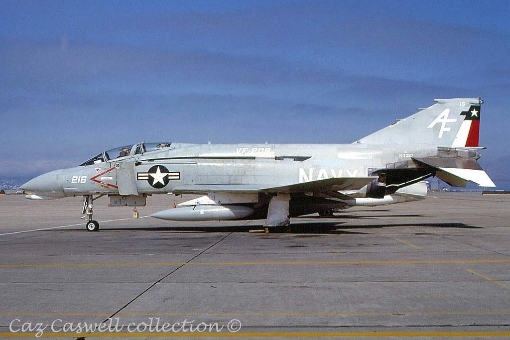 153067  F-4N  VF-202  AF216  USN