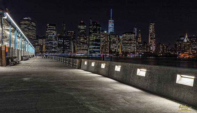 Kayak dock - Brooklyn Bridge Park_2