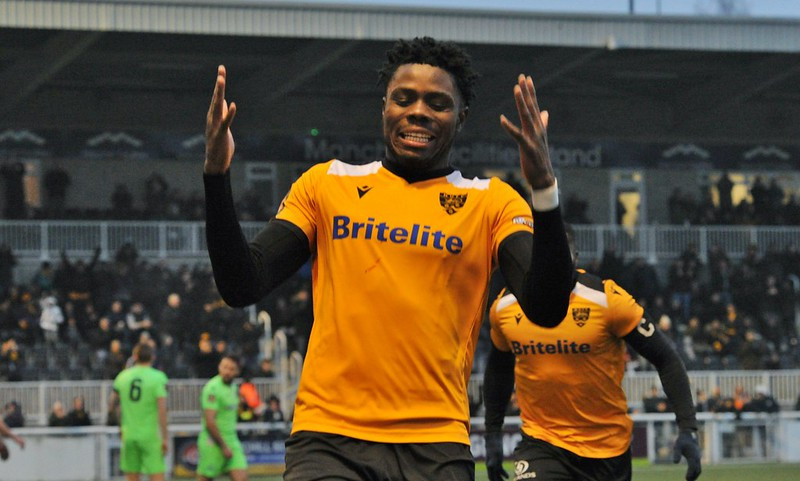 NLS: Maidstone United 1-0 Oxford City