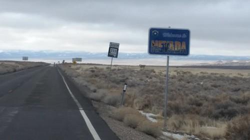 Utah to Nevada