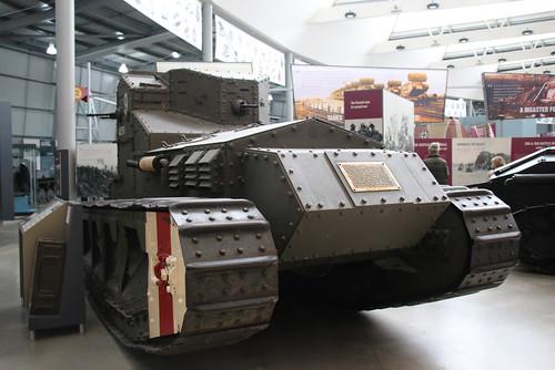 whippet bovington tankmuseum dorset