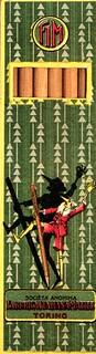 libro - book - livre - buch - matite - storia e pubblicità - di giovanni renzi - silvanaeditoriale (4) - pinocchio - pastelli