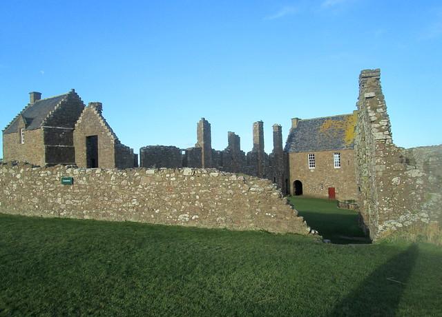 Dunnottar Castle , Aberdeenshire, Scotland