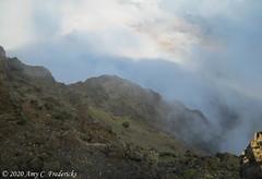 Haleakala NP HI - On our way out