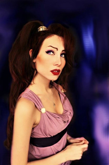 Disney Meg Cosplay
