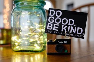 Do Good, Be Kind