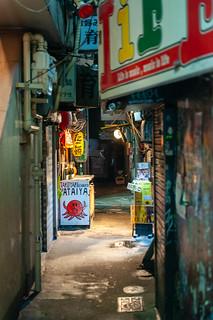 Osaka alley