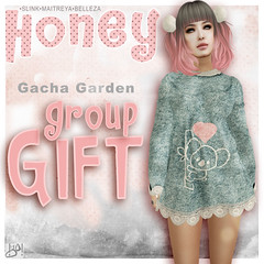 !gO! Honey - GIFT