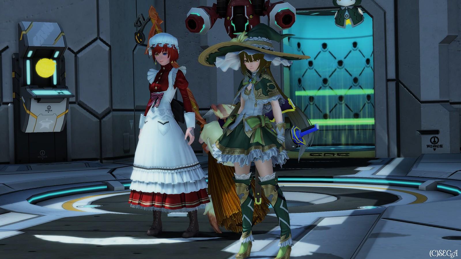 Phantasy Star Online 2 Screenshot 2020.01.26 - 22.53.31.44