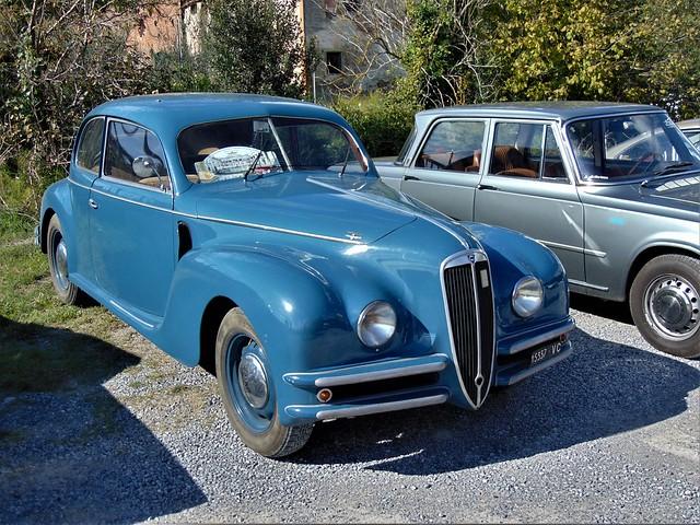 Lancia Aprilia Touring Superleggera