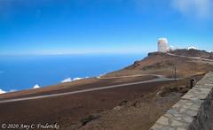Haleakala NP HI - Telescopes!