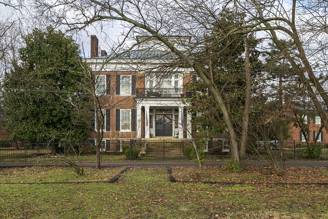 Bruntwood (Ruth Bealmer House) — Bardstown, Kentucky