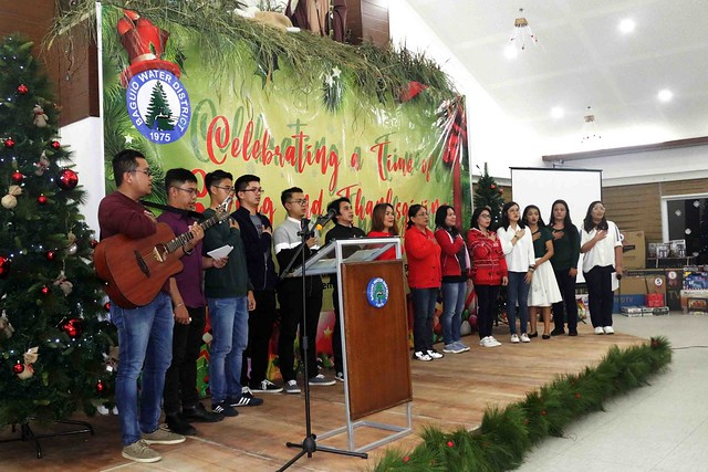 2019 Christmas & Thanksgiving Program