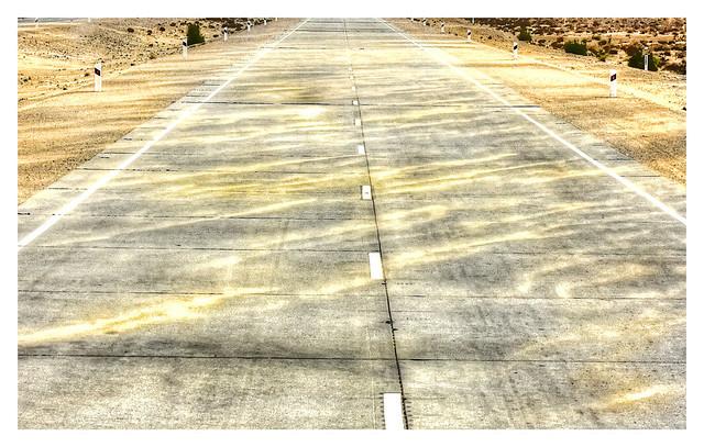 Urgench UZ - Kyzylkum sand drift