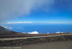 Haleakala NP HI - Summit