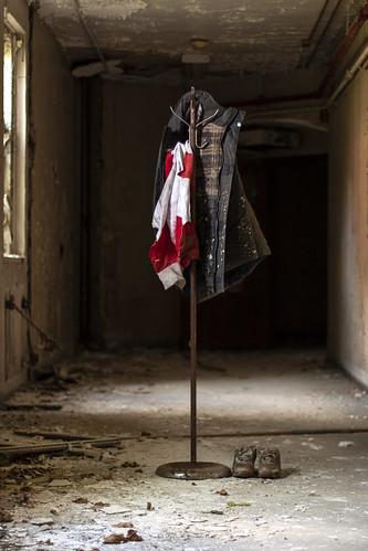 hanger on. (explored)