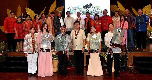 GM Royeca Awarded Outstanding Citizen of Baguio