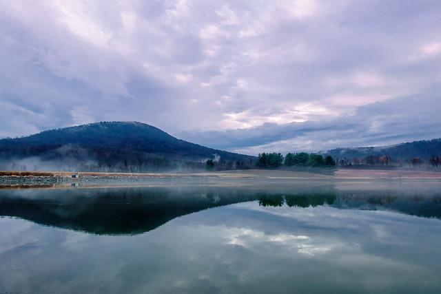 Blairs Valley Lake