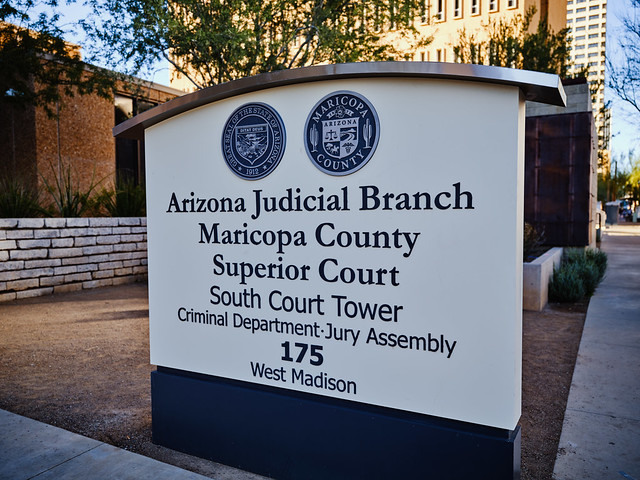 Maricopa County Superior Court - South Court Tower