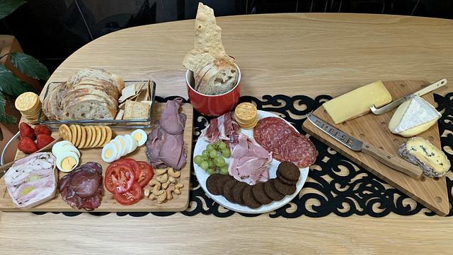 2020 Australia Day Holiday Feast