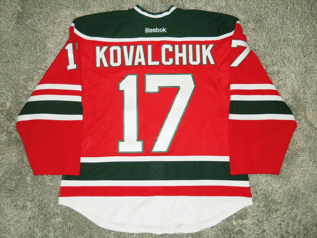 NJD  2011/12  Kovalchuk, Ilya    VT r