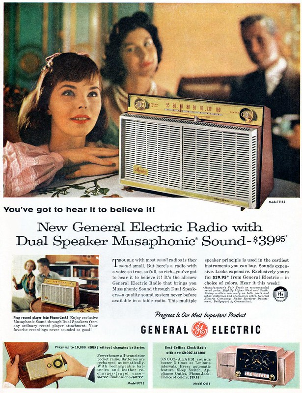 General Electric 1958