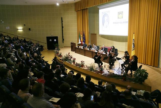 Día de la Universidad Pablo de Olavide
