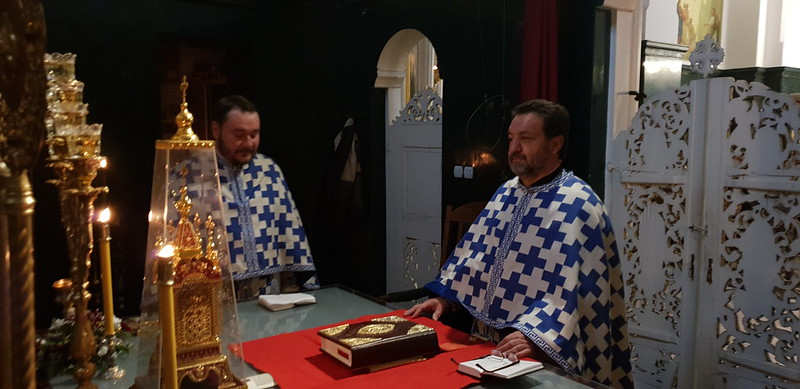 Sveti Sava Liturgija