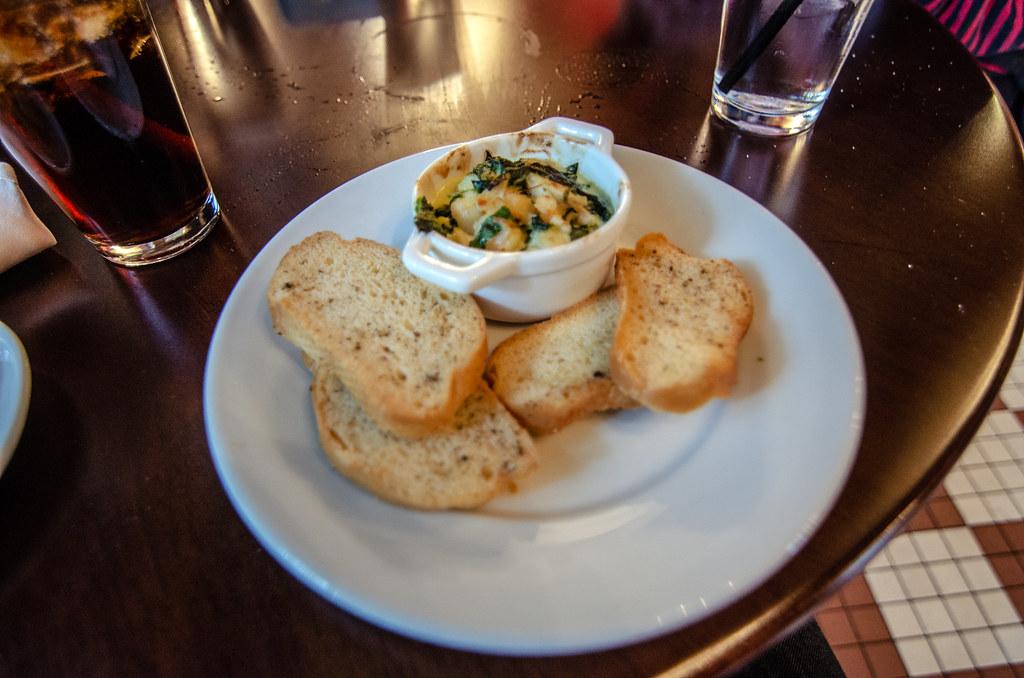 Cafe Orleans Crostini DL