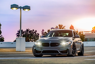 M3 CS Sunset | by JMG Images