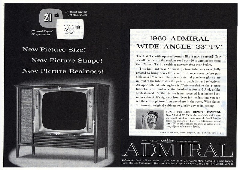 Admiral 1960
