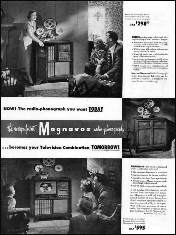 Magnavox 1949