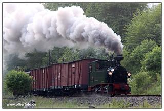 Preßnitztalbahn - 2010-04