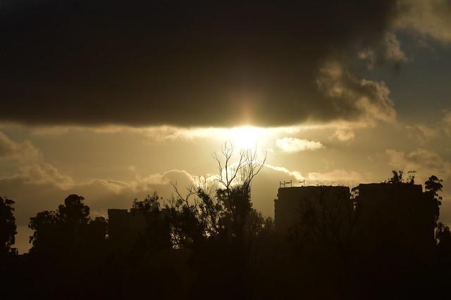 Upon Sunset