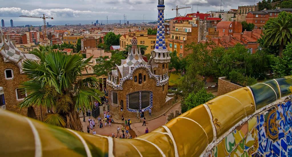 Weekendje Barcelona: Park Guëll | Mooistestedentrips.nl