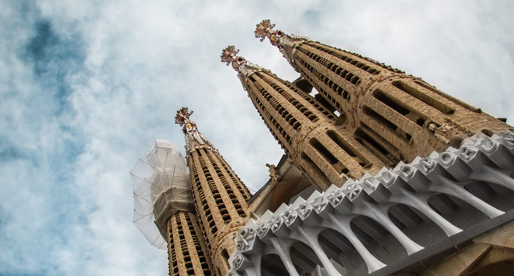 Weekendje Barcelona: La Sagrada Familia | Mooistestedentrips.nl