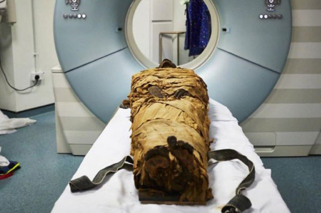 5509 Voice of an Egyptian mummy heard after 3,000 years 01