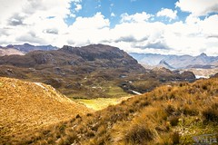 Landscape Ecuador