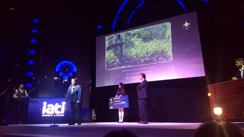 Gala de los Premios IATI 2020