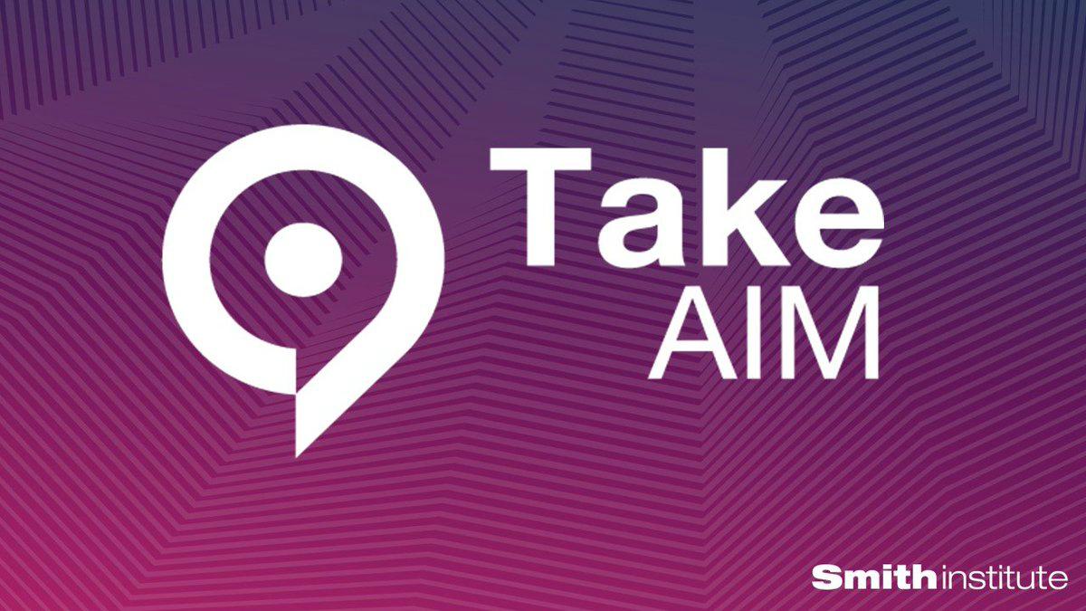 TakeAIM Logo