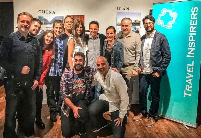Equipo de Travel Inspirers (2019)